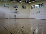 Sports, Leisure centre and gym at the deaf village 016